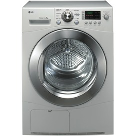 LG 8KG Dyer Stainless Steel