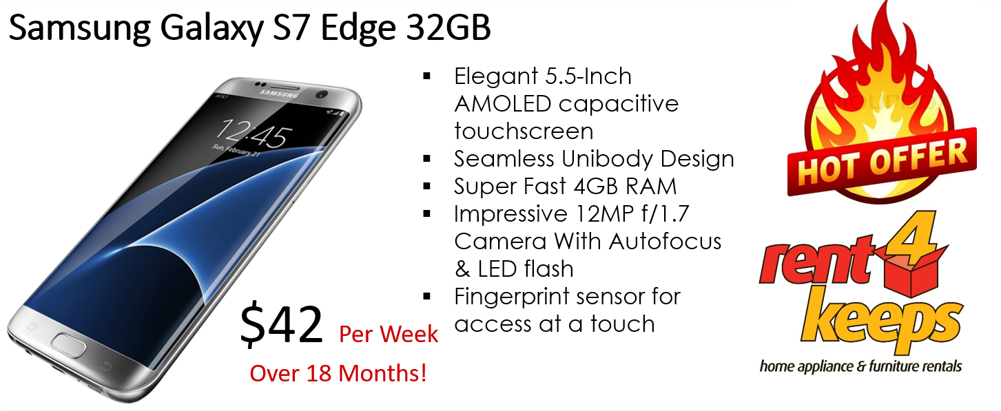 SAMSUNG GALAXY S7 EDGE SPECIAL OFFER