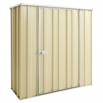 Yardstore Garden Shed F52 Smooth Cream